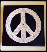 Peace crackle