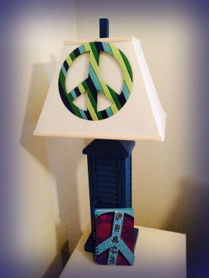Peace lamp