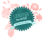 Thankful for the Liebster award nomination