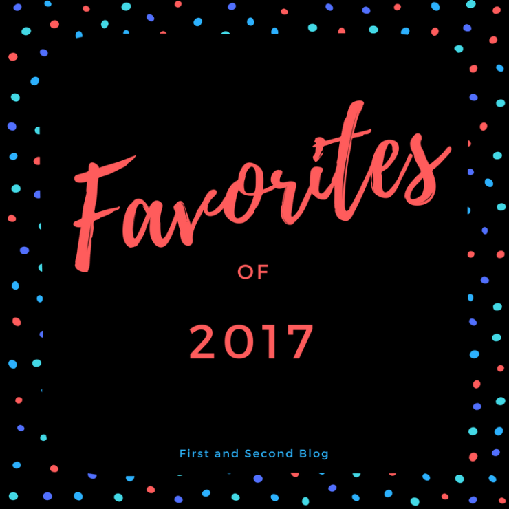 My Favorites of 2017 (Books, Blog Posts, Songs, and Verses)
