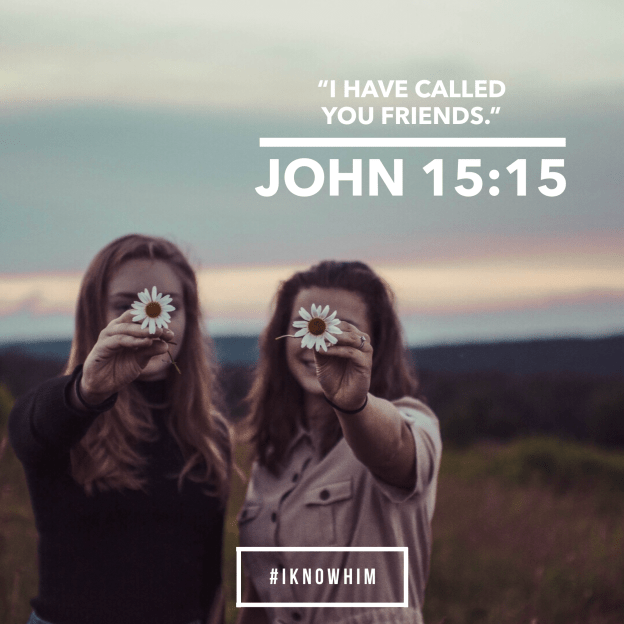 Gods Good Gift Of Friendship First And Second Blog