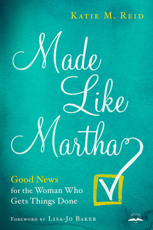 book review of Made like Martha