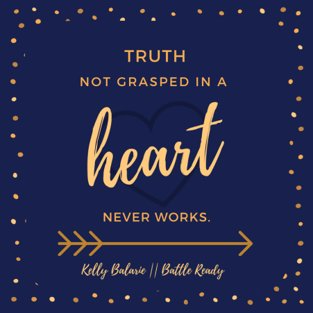 Truth and the heart