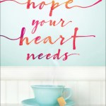 Hope Your Heart Needs devotional book review