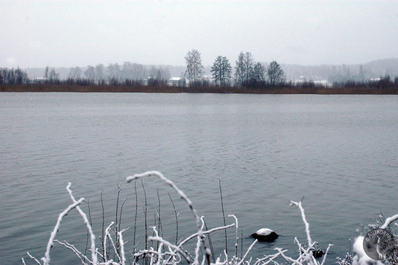 lake is open