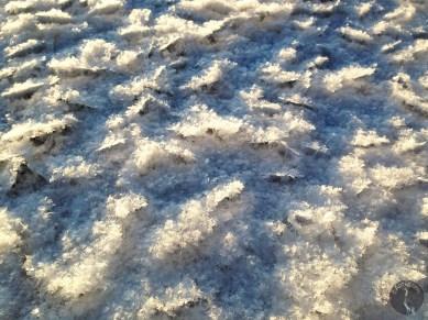Ice surface