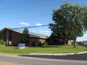 First Baptist Church, Mount Pleasant, Michigan