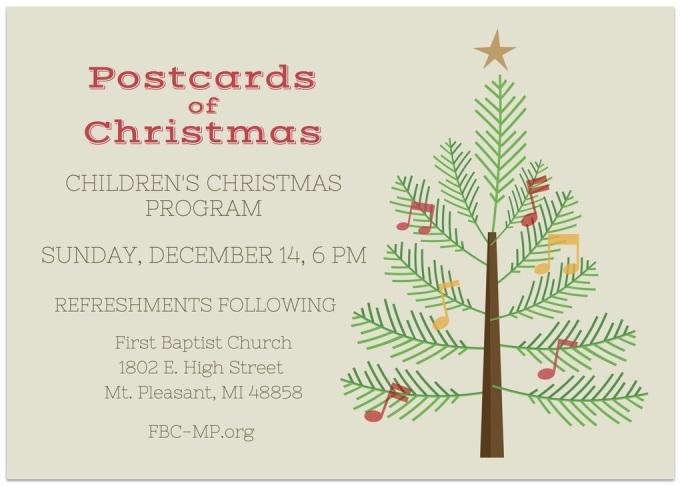 Postcards of Christmas