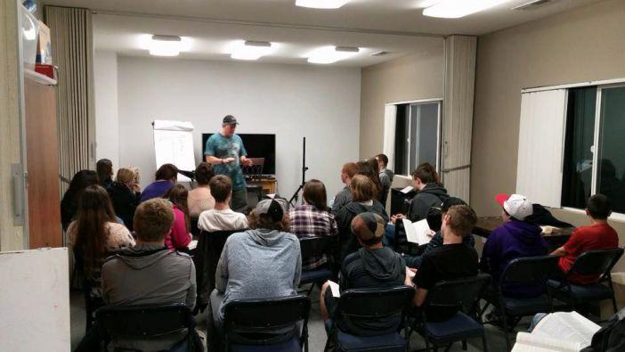 Life Youth Group Sundays 5-8 p.m.