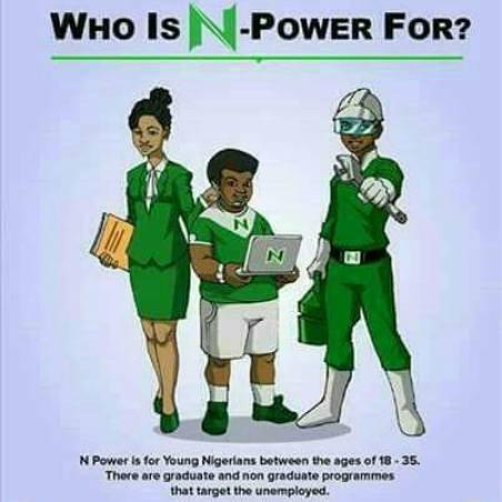 Npower Online Registration 2020