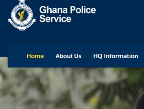 Ghana Police Service Recruitment 2019