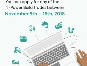 Npower Build Recruitment 2019