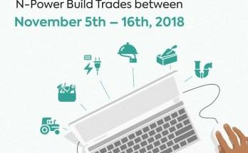 Npower Build Recruitment 2019