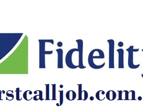 Fidelity Bank Recruitment 2019