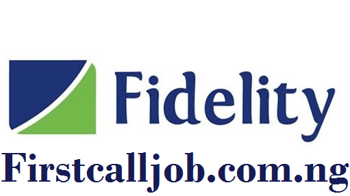 Fidelity Bank Recruitment 2019