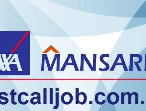 AXA Mansard Insurance Recruitment