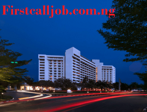 EKO Hotels Recruitment 2019