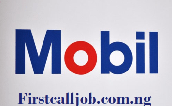 Mobil Oil Nigeria recruitment 2019