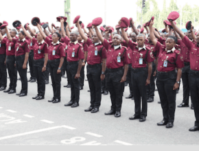 FRSC shortlisted candidates