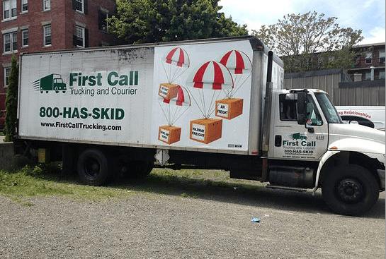 dry van trucking
