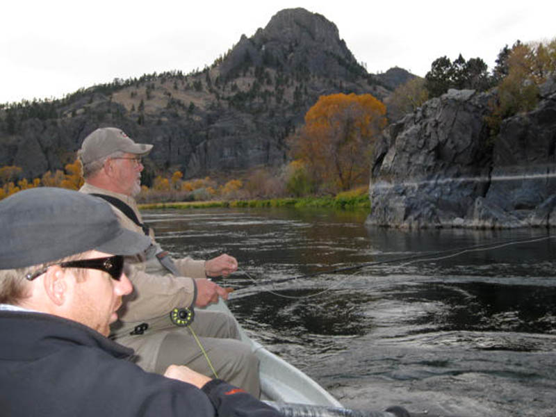 First Cast Outfitters Fly Fishing, craig montana, missouri river, missouri river mt, fly fishing missouri river montana