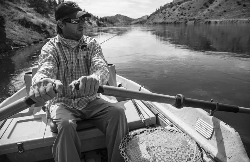 Montana fly fishing outfitters first cast outfitters for Private trout fishing in missouri