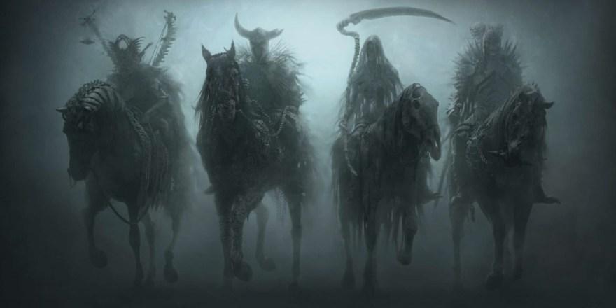 Four Horsement of the Apocalypse