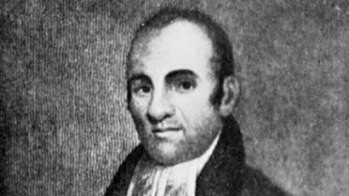 1785 | First ordained African American pastor