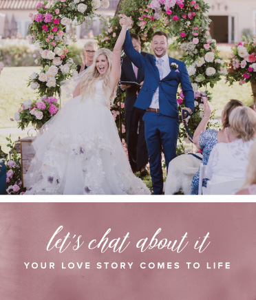 Let's Chat About It - your love story comes to live