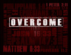 """Overcome"" Addiction Recovery Study Guide by Joshua Staton."