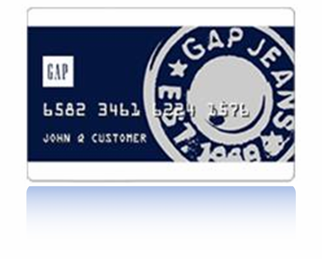 Make Gap Credit Card Payment Online