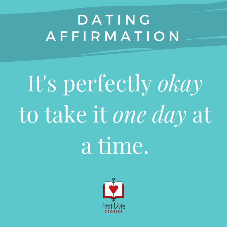 Your Dating Affirmation