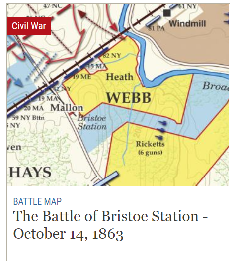 Saving Bristoe Station