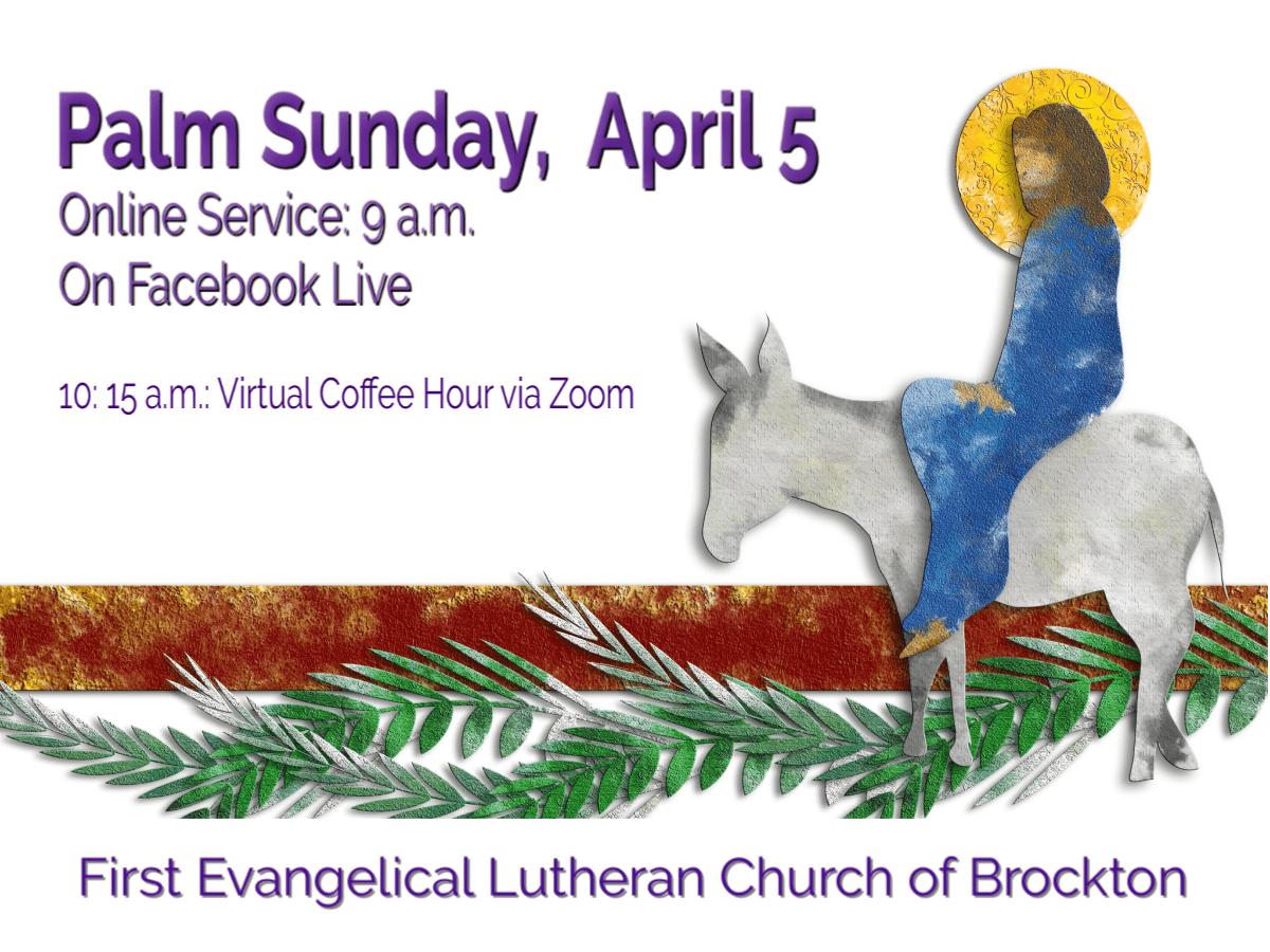 04/05/2020 - Sunday Worship Service