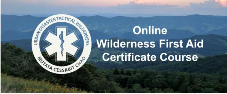 Online Wilderness First Aid at the School of First Aid