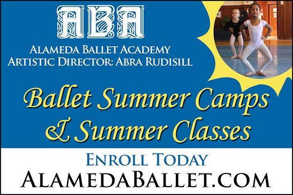 Alameda Ballet summer camps