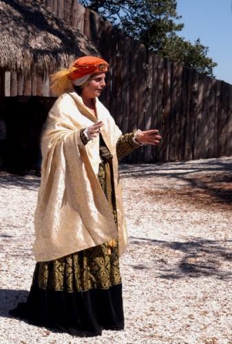 Maria Velasquez discusses the women of the Spanish Main