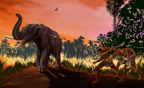 The Mastodon Hunt