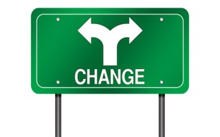 Instead of Resisting Change Welcome It