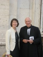 WMC Present at Inaugurations of Pope and Archbishop of Canterbury