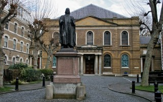 Wesley's Chapel and World Methodist Council have Shared History