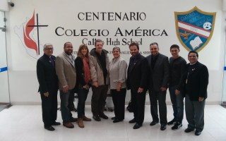 WMC Youth and Young Adult Coordinator fellowships with Latin American Methodists