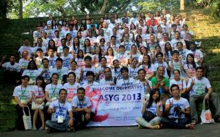 Asian youth call for justice and peace