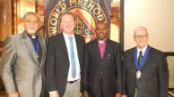 World Methodist Council Welcomes Three New Member Churches