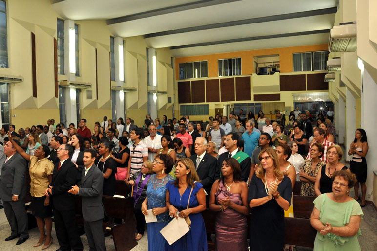 Pastors and Deoconess Ordain – At Cascadura Church – Feb 15 –  pict 01