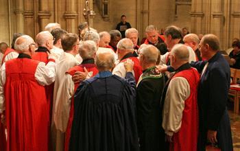 Methodists Anglicans