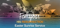 Wesley Mission Australia Easter Service to be Webcast