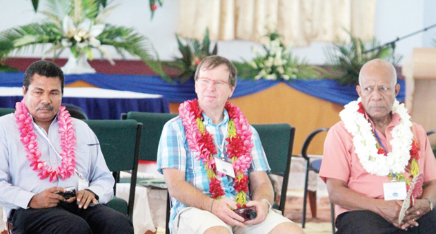Delegates from Papua New Guinea, New Zealand, Solomon Islands and other countries were officially welcomed during an ava ceremony. (Photo: Samoa Observer)