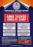 Association of Methodist Brigades Celebrates 25 Years