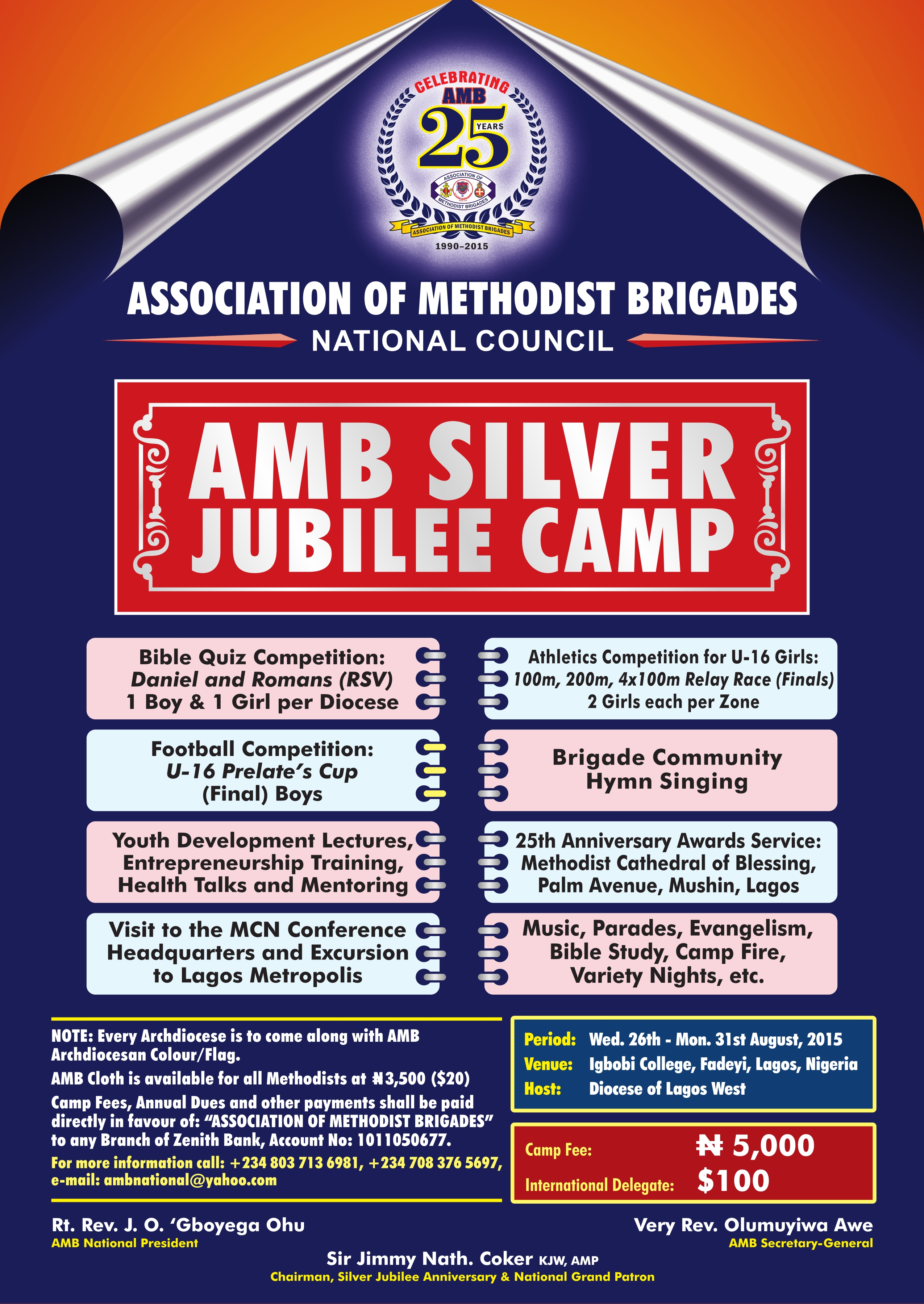 Poster – AMB Silver Jubilee Camp_001